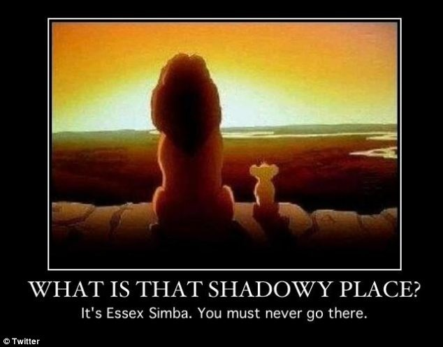 The only place is Essex